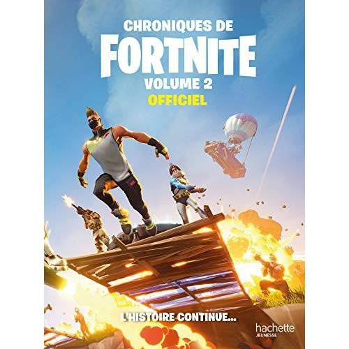 - Fortnite-Chroniques de Fortnite vol.2 - Preis vom 16.01.2021 06:04:45 h