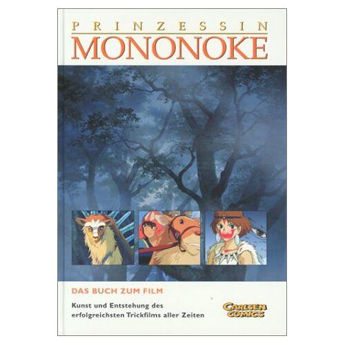 Hayao Miyazaki - Prinzessin Mononoke. Das Buch zum Film - Preis vom 12.05.2021 04:50:50 h