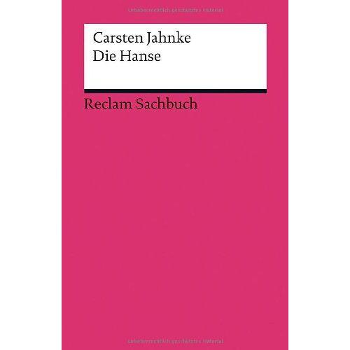 Carsten Jahnke - Die Hanse - Preis vom 20.10.2020 04:55:35 h
