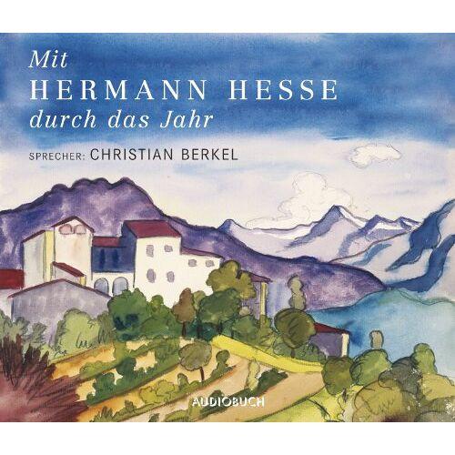 Hermann Hesse - Mit Hermann Hesse durch das Jahr - 2 CDs mit 159 Min. - Preis vom 04.09.2020 04:54:27 h