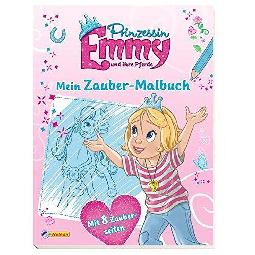 - Prinzessin Emmy: Mein Zauber-Malbuch - Preis vom 24.01.2020 06:02:04 h