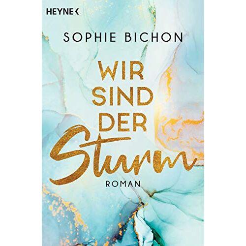 Sophie Bichon - Wir sind der Sturm: Roman (Redstone-Reihe, Band 2) - Preis vom 23.06.2020 05:06:13 h