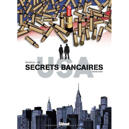 Philippe Richelle - Secrets bancaires USA, Tome 3 : Rouge sang - Preis vom 20.10.2020 04:55:35 h