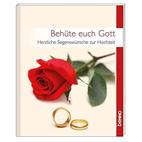 - Behüte euch Gott: Herzliche Segenswünsche zur Hochzeit - Preis vom 11.11.2019 06:01:23 h
