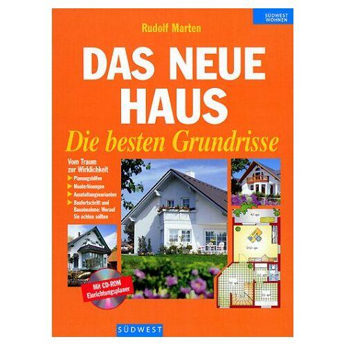 Rudolf Marten - Das neue Haus. Die besten Grundrisse - Preis vom 27.02.2021 06:04:24 h