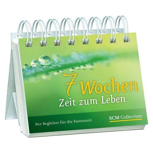 Silke Gabrisch - 7 Wochen Zeit zum Leben: Der Begleiter für die Fastenzeit - Preis vom 11.05.2021 04:49:30 h