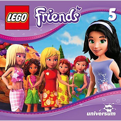 Lego Friends - Lego Friends (CD 5) - Preis vom 09.12.2019 05:59:58 h