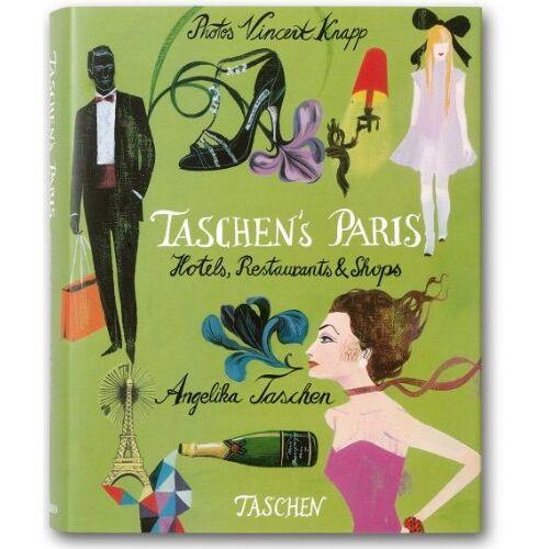 Taschen, Dr Angelika - TASCHEN's Paris - Preis vom 15.04.2021 04:51:42 h