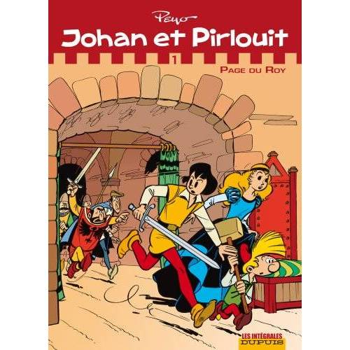 Peyo - Johan et Pirlouit, Tome 1 : Page du Roy - Preis vom 14.04.2021 04:53:30 h