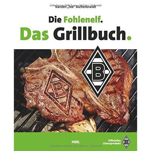 Aschenbrandt, Karsten Ted - Die Fohlenelf. Das Grillbuch: (mit Brandeisen) - Preis vom 04.10.2020 04:46:22 h