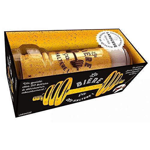 - La bière, ça des-haltère (Coffrets Cuisine) - Preis vom 20.01.2021 06:06:08 h