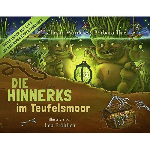 Christa Warncke - DIE HINNERKS im Teufelsmoor - Preis vom 04.09.2020 04:54:27 h