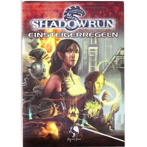 - Shadowrun Einsteigerregeln (Shadowrun) - Preis vom 05.09.2020 04:49:05 h