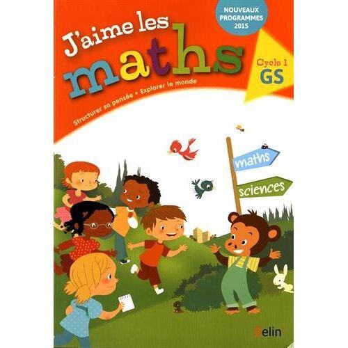 Constance Jallier - J'aime les maths GS Cycle 1 - Preis vom 18.04.2021 04:52:10 h