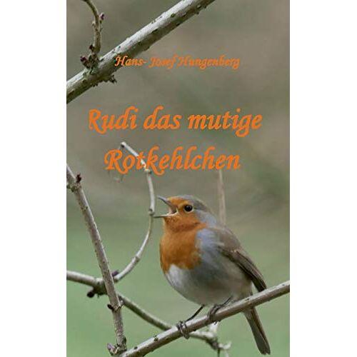 Hungenberg, Hans- Josef - Rudi das mutige Rotkehlchen - Preis vom 20.10.2020 04:55:35 h