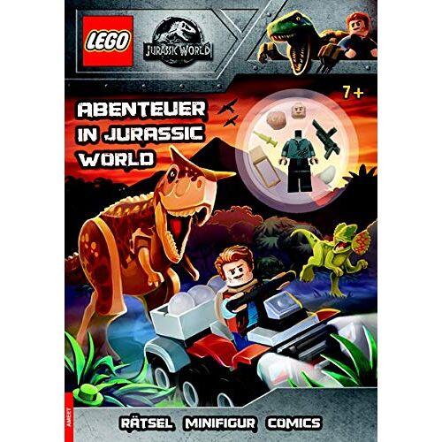 - LEGO® Jurassic World™ Abenteuer in Jurassic World - Preis vom 27.02.2021 06:04:24 h