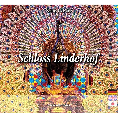 Klaus G. Förg - Schloss Linderhof - Preis vom 11.05.2021 04:49:30 h