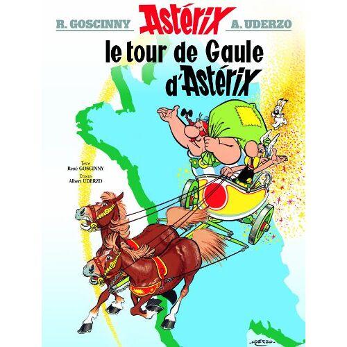 Goscinny - Astérix, tome 5 : Le Tour de Gaule d'Astérix (Aventure D'asterix) - Preis vom 19.10.2020 04:51:53 h