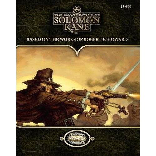 - Savage World of Solomon Kane - Preis vom 16.04.2021 04:54:32 h