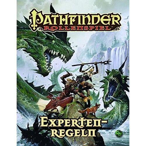 James Jacobs - Pathfinder Expertenregeln Taschenbuch (Pathfinder / Fantasy-Rollenspiel) - Preis vom 04.09.2020 04:54:27 h