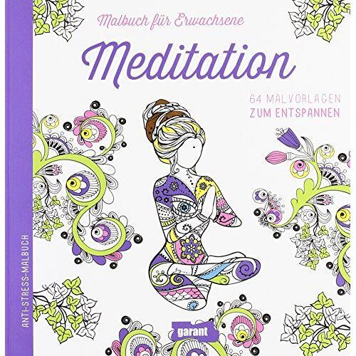 - Malbuch für Erwachsene - Meditation - Preis vom 17.07.2019 05:54:38 h