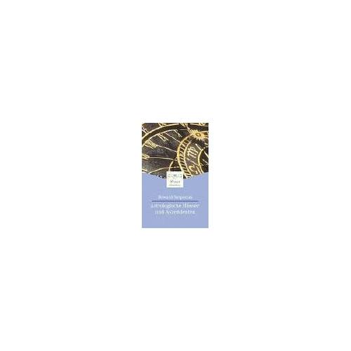 Howard Sasportas - Astrologische Häuser und Aszendenten - Preis vom 13.05.2021 04:51:36 h
