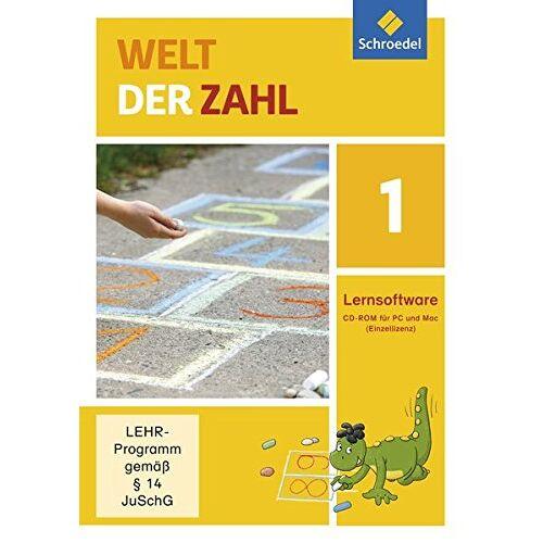 Hans-Dieter Rinkens - Welt der Zahl - Ausgabe 2015 Lernsoftware: Lernsoftware 1 auf CD-ROM - Preis vom 01.03.2021 06:00:22 h