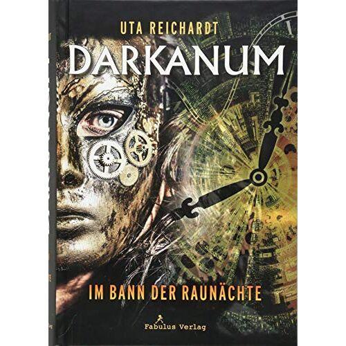 Uta Reichardt - Darkanum: Im Bann der Raunächte - Preis vom 13.04.2021 04:49:48 h