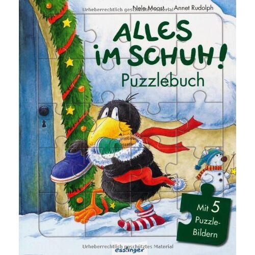 Nele Moost - Alles im Schuh! - Puzzlebuch - Preis vom 23.01.2021 06:00:26 h