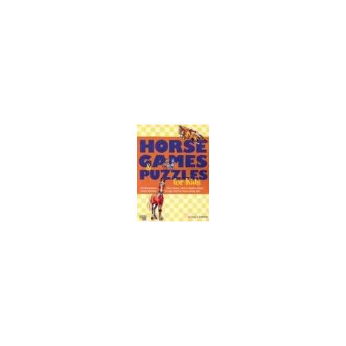 Littlefield, Cindy A. - Horse Games and Puzzles for Kids: 102 Brainteasers, Word Games, Jokes & Riddles, Picture Puzzles, Matches & Logic Tests for Horse-Loving Kids (Storey's Games & Puzzles) - Preis vom 21.01.2021 06:07:38 h