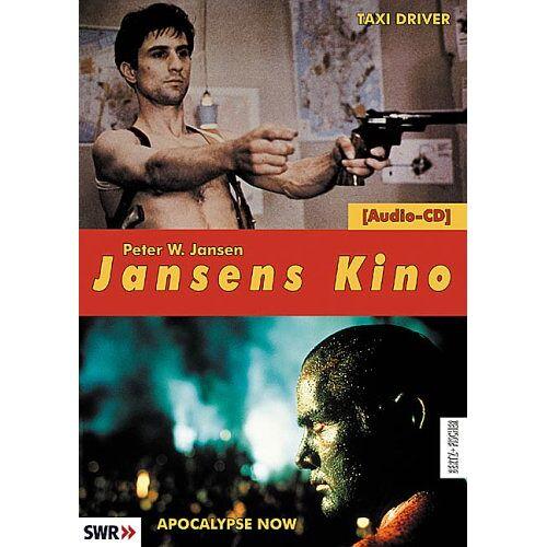 Jansen, Peter W. - Jansens Kino. Eine Geschichte des Kinos in 100 Filmen: Jansens Kino: Taxi Driver / Apocalypse Now: FOLGE 42 - Preis vom 05.09.2020 04:49:05 h