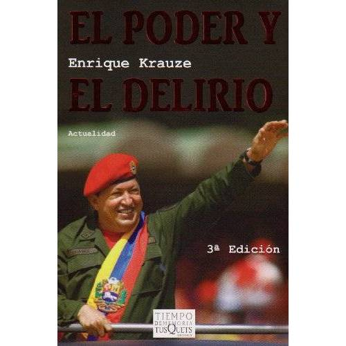 Enrique Krauze - El poder y el delirio/ Power and Delirium - Preis vom 12.05.2021 04:50:50 h