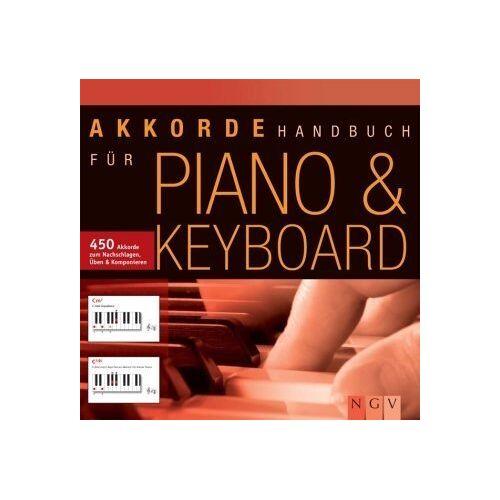 Gotthart Mohrmann - Akkordehandbuch für Piano & Keyboard. 450 Akkorde zum Nachschlagen, Üben & Komponieren - Preis vom 15.04.2021 04:51:42 h