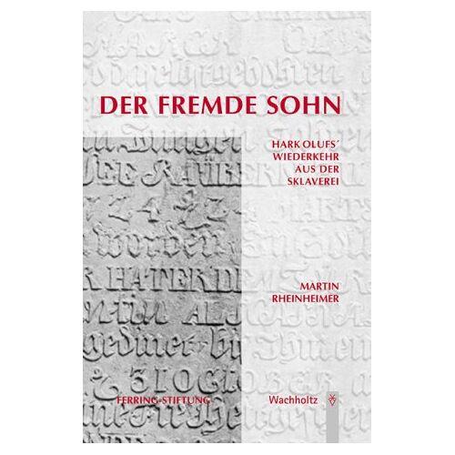 Martin Rheinheimer - Der fremde Sohn - Preis vom 21.10.2020 04:49:09 h