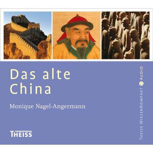 Monique Nagel-Angermann - Das alte China - Preis vom 22.01.2021 05:57:24 h