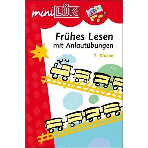 Heinz Vogel - miniLÜK: Anlautbilder: Frühes Lesen üben: Übungen zur Lauttabelle für Klasse 1 - Preis vom 21.04.2021 04:48:01 h