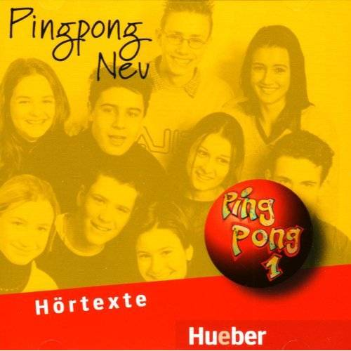 Gabriele Kopp - Pingpong neu 1. Dein Deutschbuch: Pingpong Neu, Hörtexte, Teil 1, 2 Audio-CDs - Preis vom 21.10.2020 04:49:09 h