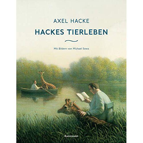 Axel Hacke - Hackes Tierleben - Preis vom 12.05.2021 04:50:50 h