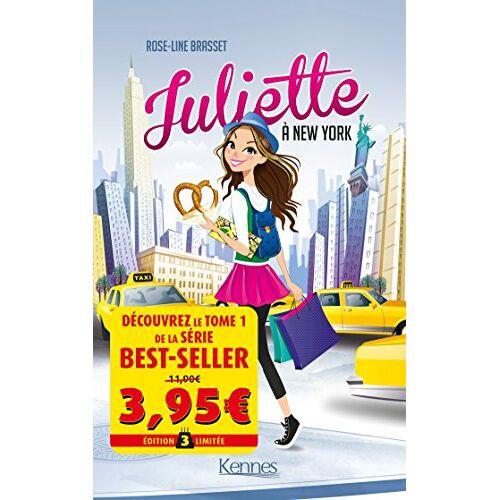- Juliette : Juliette à New York - Preis vom 05.09.2020 04:49:05 h