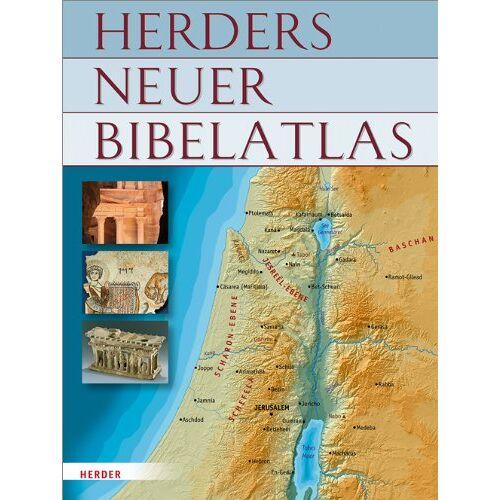 Wolfgang Zwickel - Herders neuer Bibelatlas - Preis vom 18.04.2021 04:52:10 h