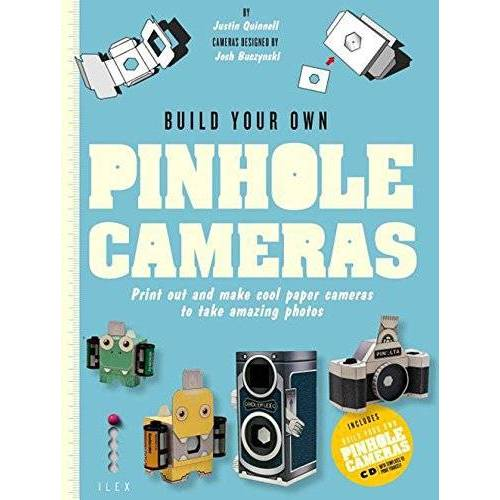 Justin Quinnell - Build Your Own Pinhole Cameras - Preis vom 06.05.2021 04:54:26 h