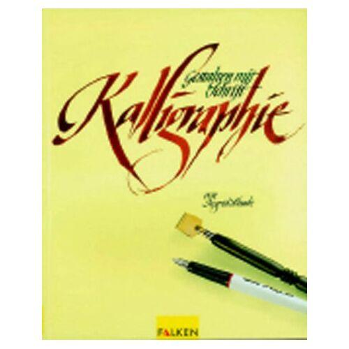 Ingrid Schade - Kalligraphie - Preis vom 26.01.2020 05:58:29 h