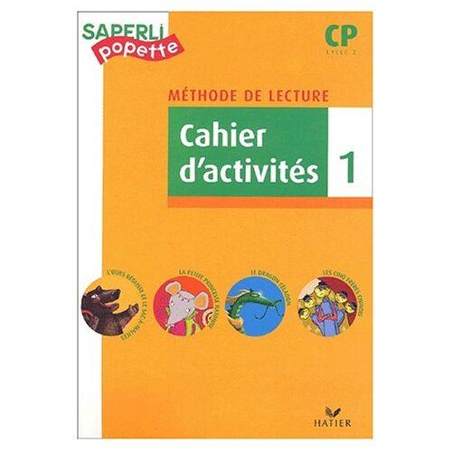 Viviane Audouard - Méthode de lecture CP. : Cahier d'activités 1 (Saperlipopette) - Preis vom 10.05.2021 04:48:42 h