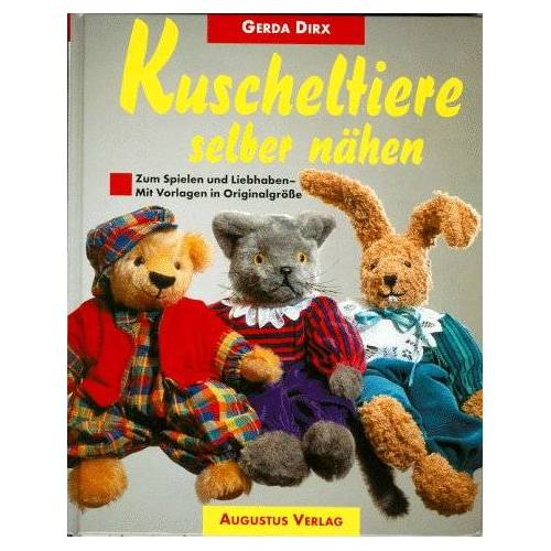 Gerda Dirx - Kuscheltiere selber nähen - Preis vom 06.04.2020 04:59:29 h