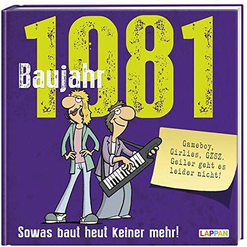 Michael Kernbach - Baujahr 1981 (Baujahr-Reihe) - Preis vom 14.01.2021 05:56:14 h