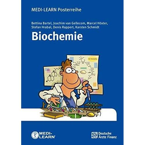 Bettina Bartel - Biochemie - MEDI-LEARN Posterreihe Poster - Preis vom 20.10.2020 04:55:35 h