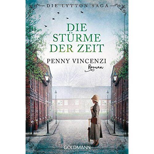 Penny Vincenzi - Die Stürme der Zeit: Die Lytton Saga 2 - Roman - Preis vom 19.10.2020 04:51:53 h