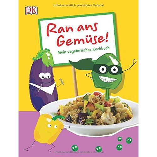 - Ran ans Gemüse!: Mein vegetarisches Kochbuch - Preis vom 06.09.2020 04:54:28 h