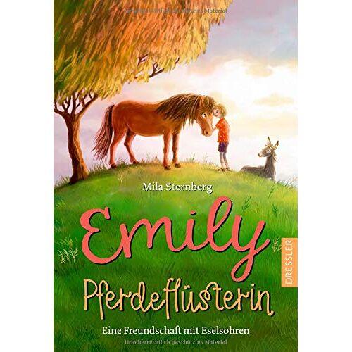 Mila Sternberg - Emily Pferdeflüsterin: Eine Freundschaft mit Eselsohren - Preis vom 01.03.2021 06:00:22 h