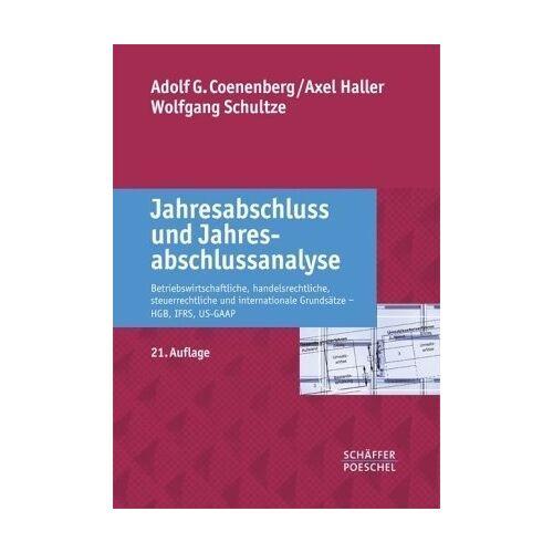 Coenenberg, Adolf G. - Jahresabschluss und Jahresabschlussanalyse - Preis vom 12.06.2019 04:47:22 h